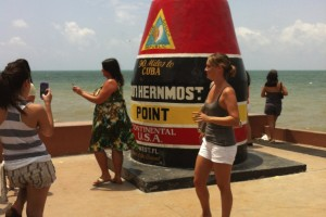 The Southern Most Point